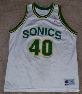seattle supersonics jersey in Basketball NBA