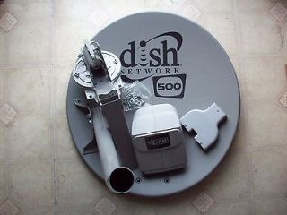 dish network satellite dish in Antennas & Dishes