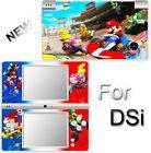 Super MARIO Bro Kart Skin Sticker Nintendo DSi NDSi 16