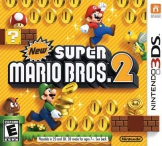 listed Super Mario Bros. 2 (Nintendo 3DS, 2012) Shipped the same day