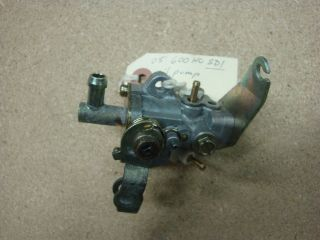 SKI DOO OIL PUMP 600 HO SDI REV MXZ X SUMMIT RS RENEGADE GSX ROTAX