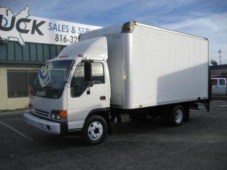 Isuzu  Other 2004 Isuzu NPR 14 Box Truck   Liftgate   Diesel