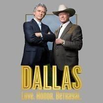 NEW Adult Dallas TV Show Older J.R. & Bobby Ewing Oil Men Tee T Shirt