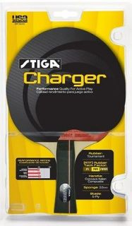 NEW Stiga Charger Racket Table Tennis Ping Pong Paddle