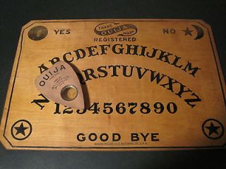 wood ouija board in Ouija Boards