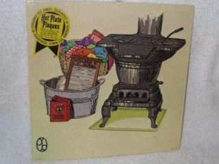 Litho DAC N Y Antique Pot Belly Wood Burning Stove Hot Plate Trivet