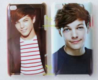 image photo pic One Direction 1D iPod Touch 4th 4G hard Case Cover WX