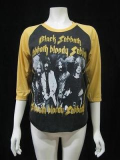 BLACK SABBATH bloody Sabbath Ozzy Osbourne T Shirt Sz M