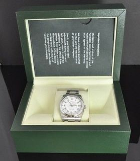 New Rolex Oyster Perpetual Air King Automatic Hard Rock Cafe Mens