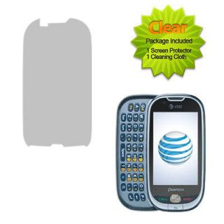 For Pantech Ease P2020 Cell Phone Custom Clear LCD Film Guard Screen
