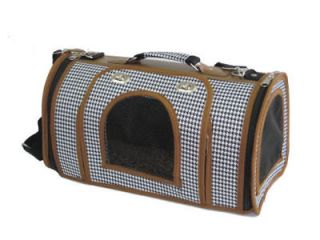New Small Pet Carrier Dog Cat Bag Tote Purse Handbag 2WS