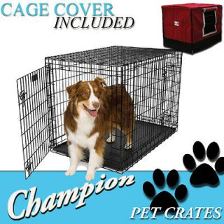 dog crate covers in Crates