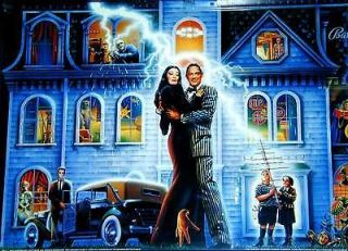 the addams family pinball in Machines