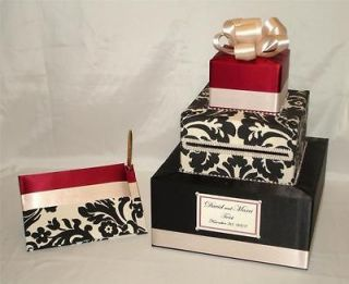 wedding card boxes in Card Boxes & Wishing Wells