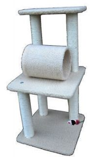 Mid Size 36 Cat Tower Tree w Condo Scratcher Furniture