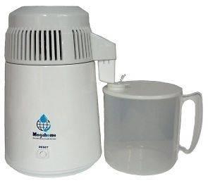 COUNTERTOP HOME STEAM WATER DISTILLER PURIFIER SYSTEM NIB WARRANTY