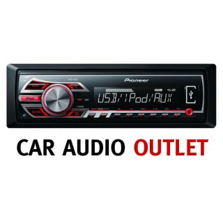 Pioneer Car Stereo MVH 150UI USB Aux iPod iPhone Android Ready