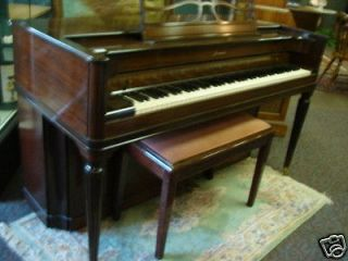 Acrosonic Baldwin Piano Manor House Pianos James E. Most Director