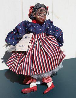 Daddy Long Legs Dolls black Americana collectibles Cricket