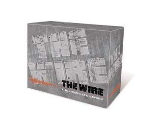 The Wire   The Complete Series (DVD, 2008, 23 Disc Set)