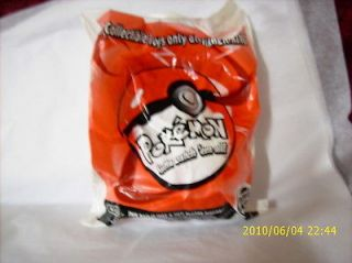 Pokemon 57 Collectible toys from Burger King NIP 50 12