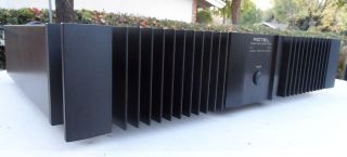 Rotel RB 1050 Sterreo Power Amplifier Amp Mint!!