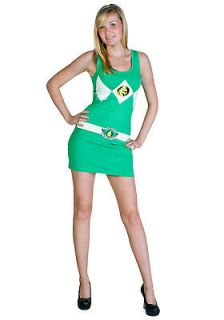 green power ranger costume in Clothing, Shoes & Accessories