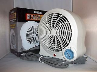 electric heater fan in Portable & Space Heaters