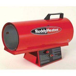 Reddy Heater RLP30   30,000 BTU **PORTABLE PROPANE FORCED AIR HEATER