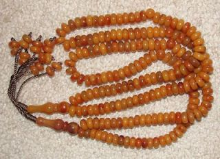 MISBAHA ISLAMIC PRAYER BEADS WORRY HOLY ISLAM TESBIH MUSLIM FATURAN