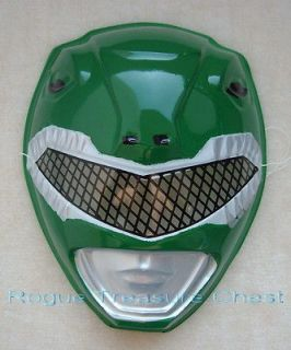 Mighty Morphin Power Rangers Green Ranger Party Mask
