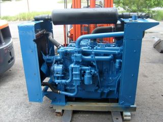 NEW HOLLAND FORD 6 CYL Diesel Engine Marine/Industrial/Generators/Pump
