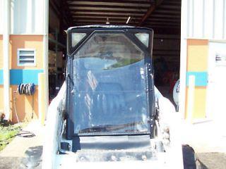 Case Skid Steer Front Door,Vinyl Door,Fits Series 3 435,445,450,465