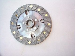 Power King, Economy Tractor & Terramite Clutch Disc New