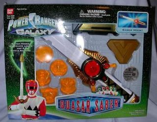 power rangers lost galaxy in Toys & Hobbies
