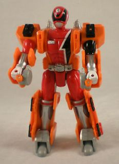 power rangers spd red ranger