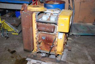 FOR PARTS, Hatz Diesel Engine 2L40C, FOR PARTS INV8167
