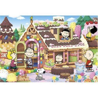 Apollo sha Jigsaw Puzzle 3 762 Peanuts Snoopy Sweet House (300 Pieces)