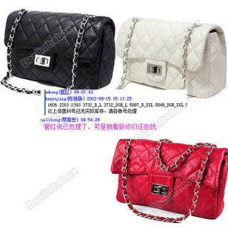 quilted chain bag in Handbags & Purses