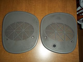 98 05 CHEVY S10 PICKUP TRUCK BLAZER GMC EXTREME DASH SPEAKER COVERS