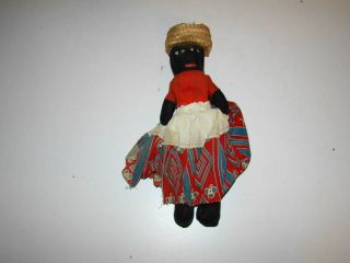 black rag doll in Dolls & Bears