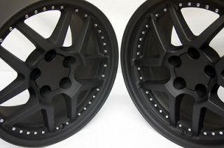 18 black wheels in Wheels