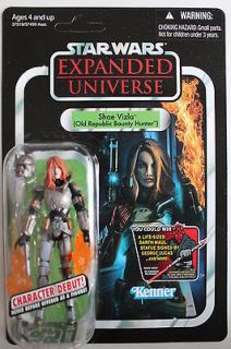 star wars action figures shae vizla
