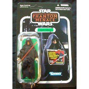 star wars action figures darth sidious in Toys & Hobbies