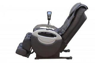 Body Shiatsu Massage Chair Recliner w/Heat Stretched Foot Rest 82