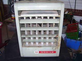 Modine Gas Fired Unit Heater industrial or commercial shop lp or
