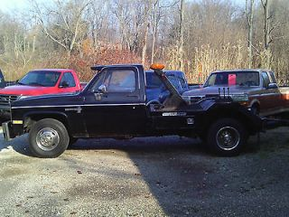 Chevrolet  C/K Pickup 3500 wrecker chevy tow truck   wrecker   wheel