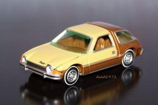 1977 77 AMC PACER MINT 1/64 DIE CAST limited edition