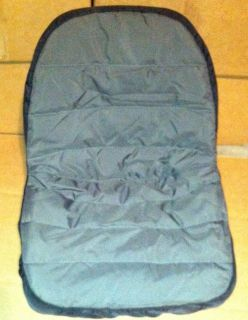 WATER RESISTANT PADDED TRACTOR SEAT COVER tractor rider riding mower