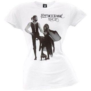 Fleetwood Mac   Rumors Juniors T Shirt